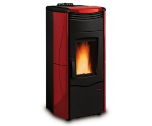 Melinda Idro pellet stove