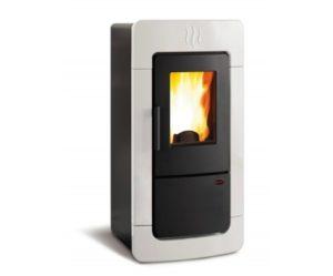 Diadema Idro pellet stove