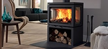 our wood burners Range