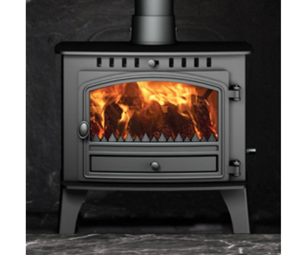 Wood Pellet Boiler >> Hunter Herald 14 - Hunter Herald 14 stove at Stove Sellers