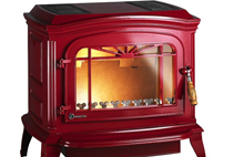 Enamelled Stoves