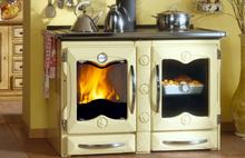 Cuisinière à bois