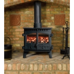 Wood Burning Boiler Stoves Hunter Herald 8 Boiler Stove