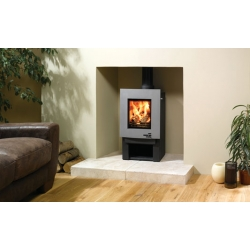 Wood Burning Stoves Stovax Riva F40 Avanti Midi