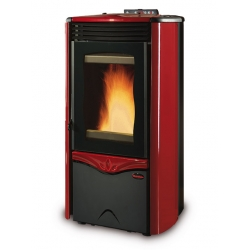 Wood Burning Boiler Stoves Duchessa Idro Steel