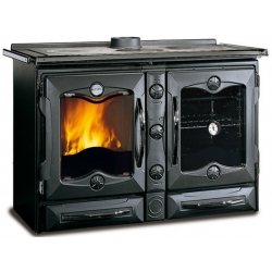 Wood Burning Range Cooker America