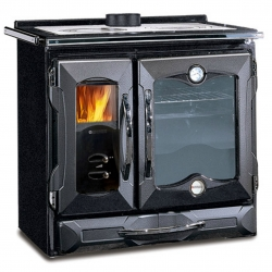 Wood Burning Range Cooker Suprema