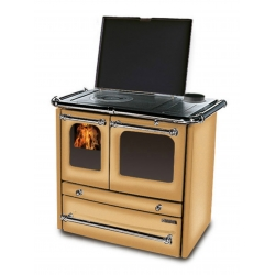 Wood Burning Range Cooker Sovrana