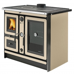 Wood Burning Boiler Stoves Thermo Italy DSA