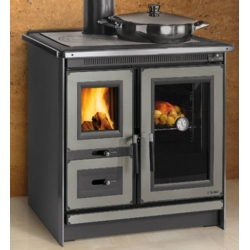 Wood Burning Range Cooker Nordica Italy