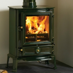 Multi Fuel Stoves Stovax Brunel 2CB