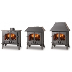 Multi Fuel Stoves Parkray Consort 9