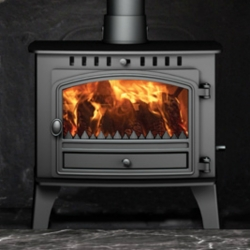 Wood Burning Stoves Hunter Herald 14 Boiler Stove