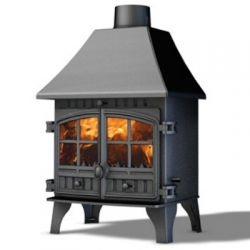 Multi Fuel Stoves Hunter Herald 8