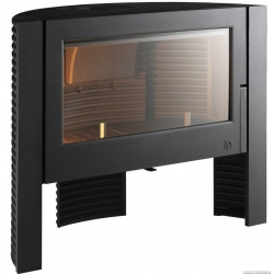 Contemporary Wood Stove Invicta Itaya