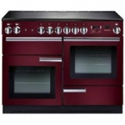 Wood Burning Range Cooker PROFESSIONAL Plus 110 Ceramic
