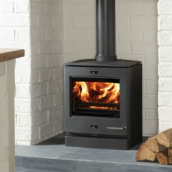 Contemporary Wood Stove Yeoman CL5