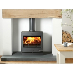 Contemporary Wood Stove Yeoman CL8