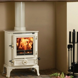 Multi Fuel Stoves Stovax Brunel 1A