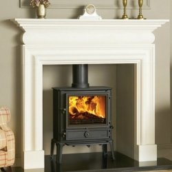 Multi Fuel Stoves Stovax Brunel 3CB