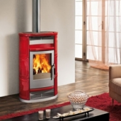 Wood Burning Stoves Edilkamin Chic
