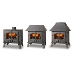 High Output Stoves Parkray Consort 15 Boiler Stove