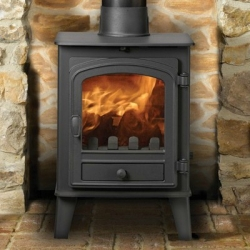 Multi Fuel Stoves Parkray Consort 4