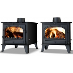 Double Sided Stoves Parkray Consort 7 Double Sided Stove