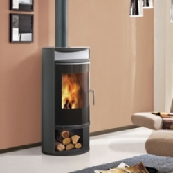 Wood Burning Stoves Edilkamin Diamond