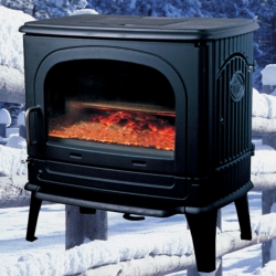 Multi Fuel Stoves Dru 78MF
