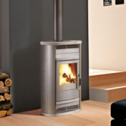 Wood Burning Stoves Edilkamin Elite