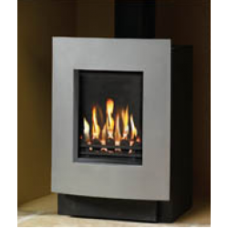 Contemporary Wood Stove Stovax Riva F40 Avanti