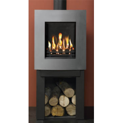 Contemporary Wood Stove Stovax Riva F40 Avanti Highline