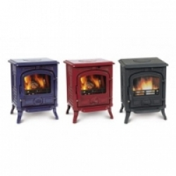 Wood Burning Stoves Franco Belge Belfort