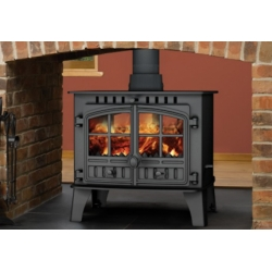 Multi Fuel Stoves Hunter Herald 14 Double Sided