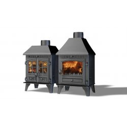 Multi Fuel Stoves Hunter Herald 4