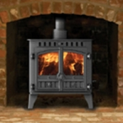 Multi Fuel Stoves Hunter Herald 5 Slimline