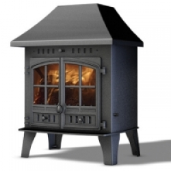 Wood Burning Stoves Hunter Herald 80B