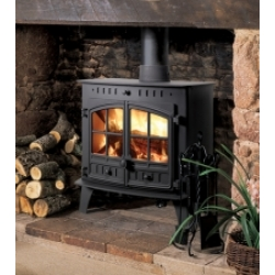 Wood Burning Boiler Stoves Hunter Herald 80B