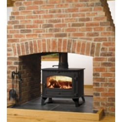Multi Fuel Stoves Hunter Herald 8 Double Sided