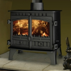 Wood Burning Stoves Hunter Herald 8 Slimline