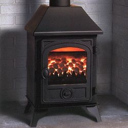 Wood Burning Stoves Hunter Hawk 4