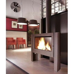 High Output Stoves Invicta Itaya