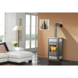 Wood Burning Stoves Edilkamin Klima Base