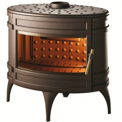 Wood Burning Stoves Invicta Mandor
