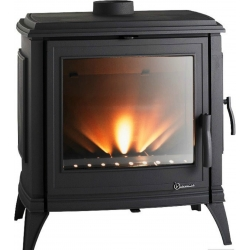 Contemporary Wood Stove Invicta Sedan 15