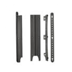 Wood Burning Accessories Additional wall brackets for hearth gate