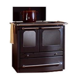 Wood Burning Range Cooker Thermo Sovrana