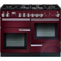 Wood Burning Range Cooker PROFESSIONAL Plus 110 Dual Fuel