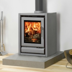 Multi Fuel Stoves Stovax F40 Freestanding